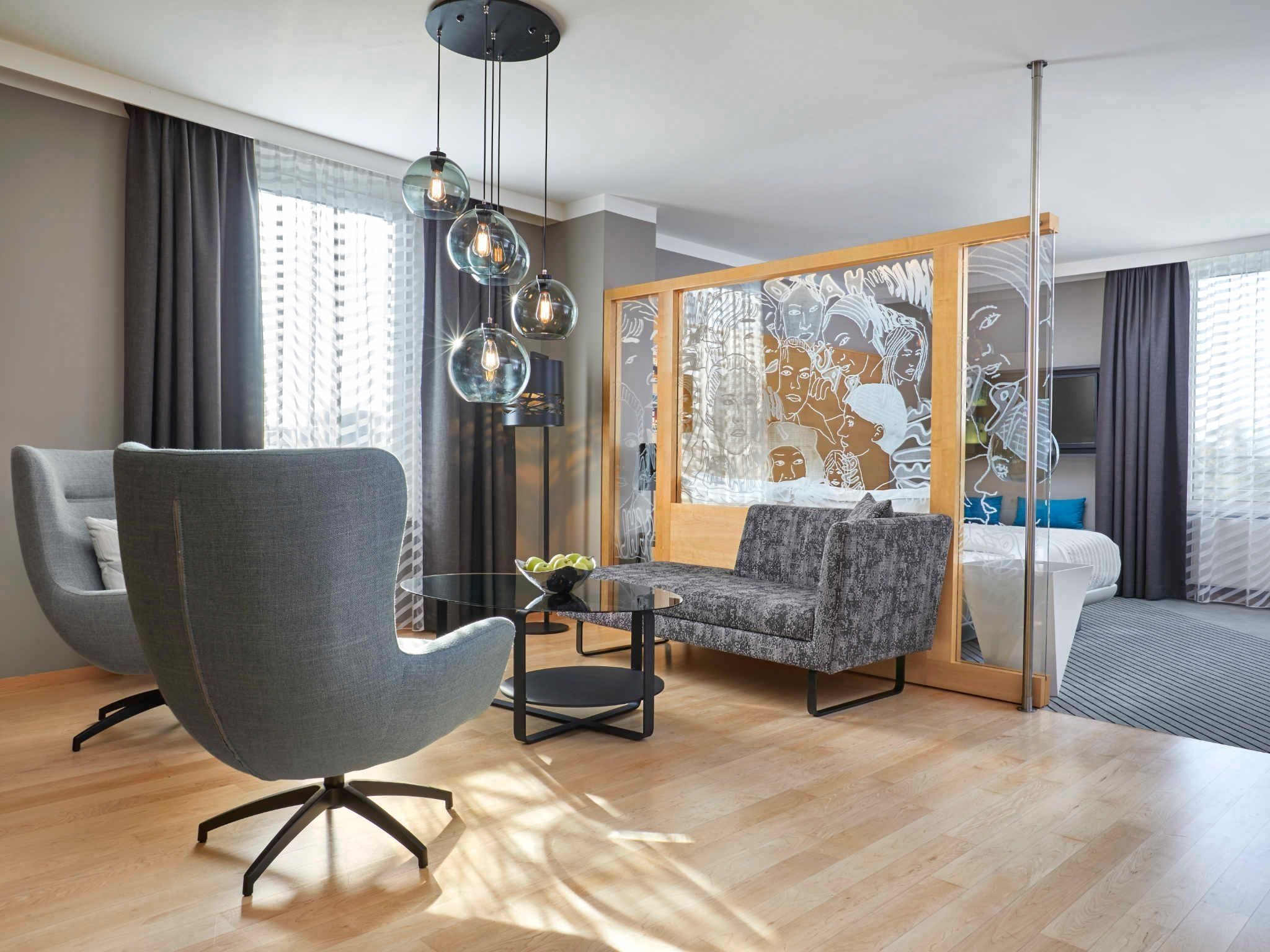 Where to stay in Hamburg - Le Meridien Hotel - Junior Suites