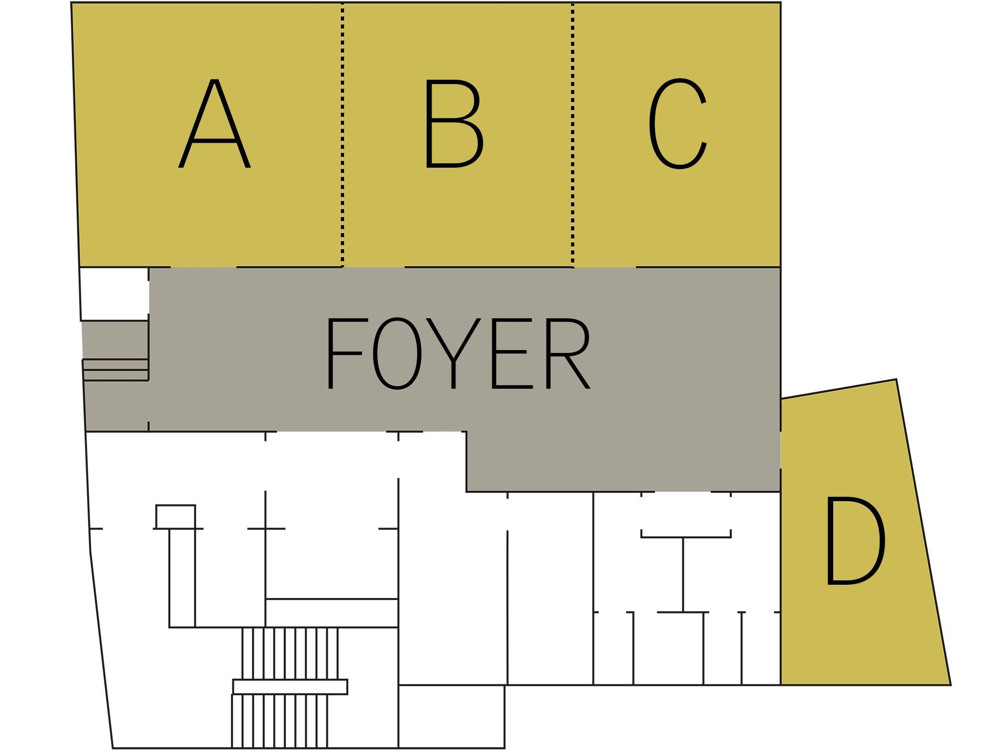 Conference hotel Hamburg: Floor plan meeting Level 4